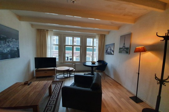 Te huur Oude Doelenstraat|Furnished|2 bedrooms| € 1500